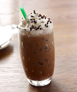 Starbucks Dark Cherry Mocha
