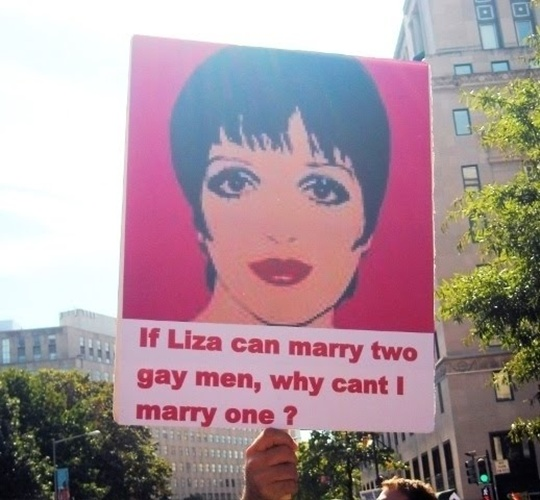 liza gay men This newly married Vermont